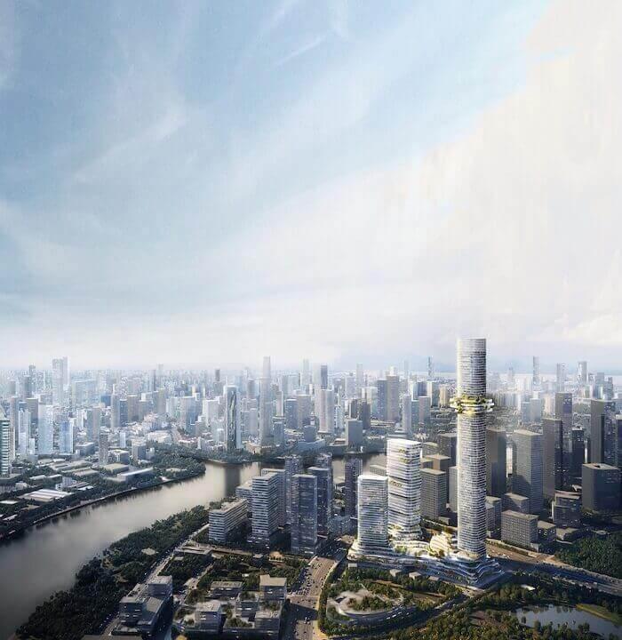 Căn hộ Empire City chủ đầu tư Tiến Phước dự án Senturia Nam Sài Gòn