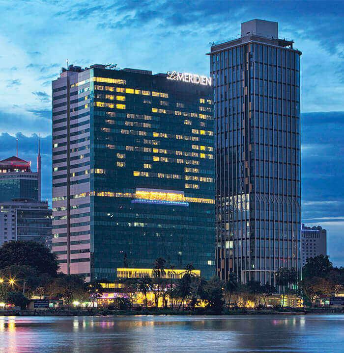 Khách sạn Le Meridien Quân 1 thuộc Tiến Phước Senturia Nam Sài Gòn