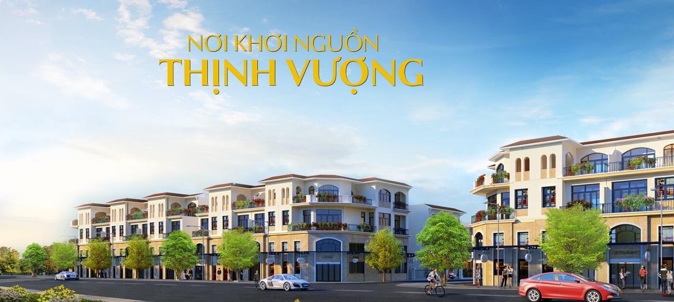 Tổng thể dự án Senturia Nam Sài Gòn