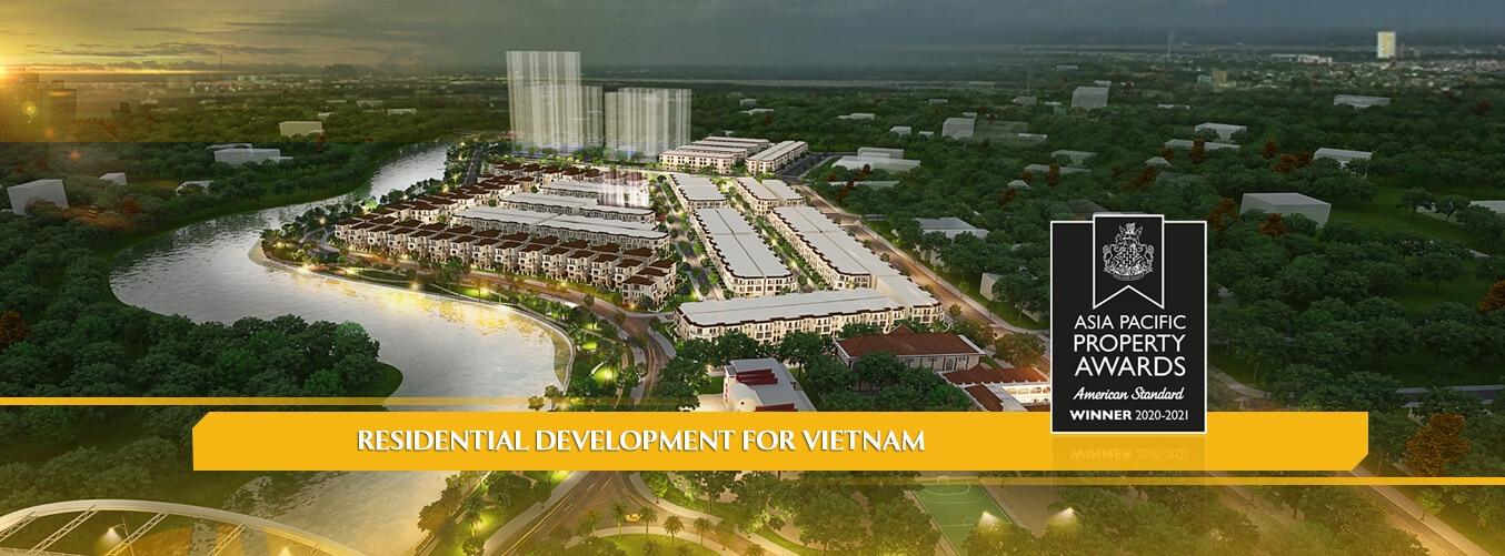 Tổng thể Senturia Nam Sài Gòn dự án Tiến Phước Bình Chánh